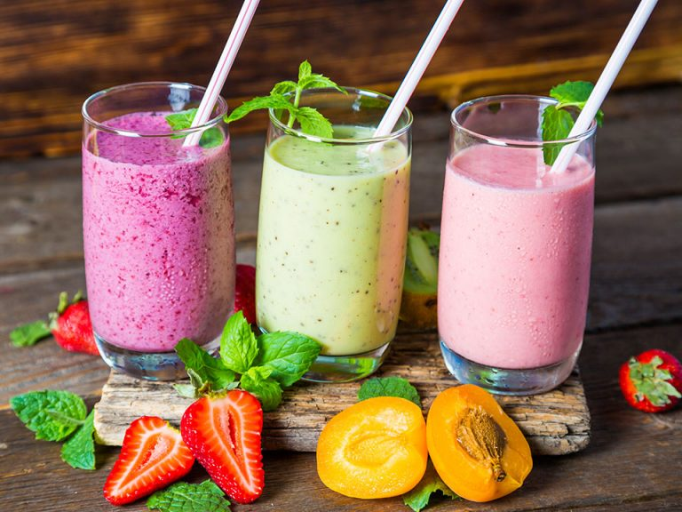 3 Great Mint Smoothies to Try