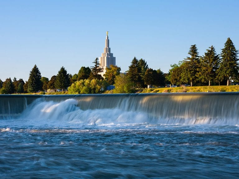 Best Town to Visit in Idaho